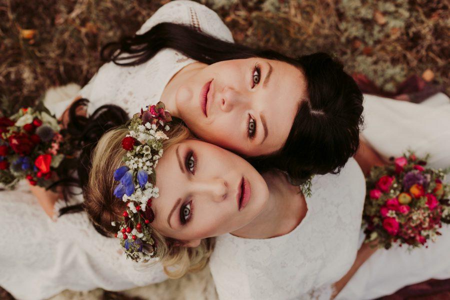 Hochzeitsfotos Bohohochzeit Hochzeitsfotografin Berlin Brandenburg